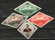 Touva Soviet Aircrafts and Country Leader Presigent set 1936