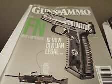 Guns & Ammo Magazine July 2017