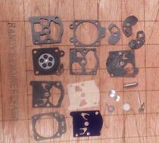 OEM Walbro Carburetor Repair Rebuild Kit Stihl 009 010 011 020 024 Wood Boss saw