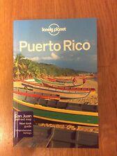 LONELY PLANET: PUERTO RICO / N ET AL CAVALIERI 9781741794700