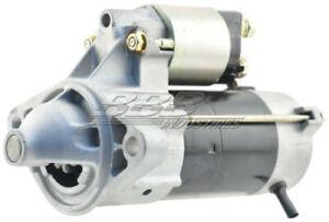 Remanufactured Starter  BBB Industries  17253