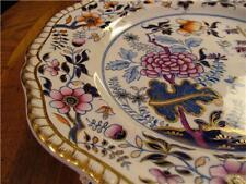 Spodes  Newstone  wunderschöner IMARI patternTeller ca.1805