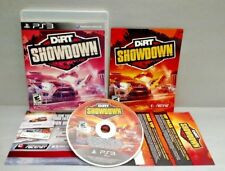 DiRT Showdown-  Sony PlayStation 3, 2011 PS3  Complete Racing Game
