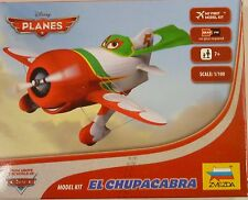 Zvezda Disney Planes EL Chupacabra Snap Together Kit 2064