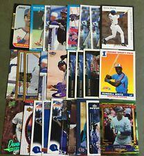 Devon White 26 Card Lot Nice Mix See Scans MLB Baseball