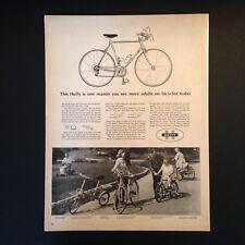 1965 Huffy Bicycle Vintage Print Ad