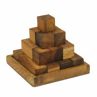 Holzpuzzle 3D The Inca's Pyramid