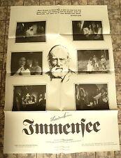 IMMENSEE * Theodor Storm / Simone Thomalla/DEFA - A1-Kinoposter -Ger 1-Sheet1983