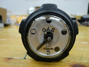 KELCH GAS CAP MADE FOR GRAVELY WALK BEHIND GAS CAP WITH GAUGE FITS PRO 50 +