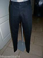 pantalon habillé noir homme HIGH USE ex GIRBAUD T 42 fr W32 NEUF valeur 350€
