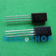 15pairs ( 2SA1020 + 2SC2655 ) TOSHIBA Transistor PNP NPN Silicon Epitaxial New