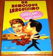 UN REMOLQUE LARGUISIMO - The Long, Long Trailer - English Español -DVD R2- Preci