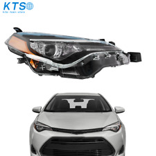 Fit For Toyota Corolla 2017 2019 C L Le Le Eco 2pc Right Side Headlight Assembly