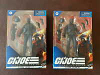 TWO GI Joe Classified Cobra Infantry