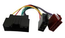 Adaptateur faisceau câble fiche pour autoradio pour Ford C-Max Focus Opel Meriva