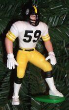 Jack Ham  PITTSBURGH STEELERS  NFL  Christmas Tree Ornament Football Figure