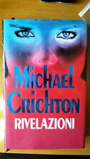 MICHAEL CRICHTON : RIVELAZIONI
