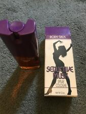 Body Talk Seductive Musk Cologne Spray Women's 2 oz. New in Box Vintage Rare!