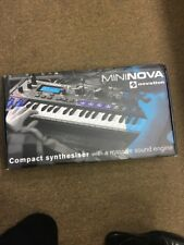 Novation MiniNova Keyboard New