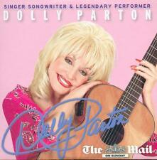 DOLLY PARTON - PROMO CD ALBUM (2007) 12 TRACKS / MIGHTY FINE BAND, JOLENE ETC