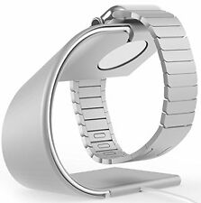 Elegant Wireless Apple Watch Stand / Charging Dock / Station - Out Walkabout