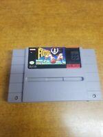 Super Play Action Football (Super Nintendo Entertainment System, 1992)