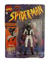 Hasbro Marvel Legends Retro Spider-Man Negative Zone Figure IN HAND Spiderman