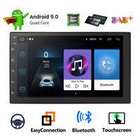 Android 9.1 Car Multimedia Stereo Player 7'' HD Screen GPS Nav WIFI FM Radio MP5
