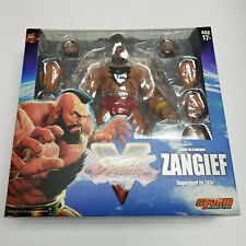Storm Collectibles Street Fighter V Player 1 Red Zangief Action Figure In Box