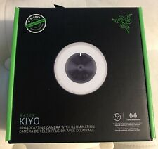 Razer Kiyo Full HD 1080p Streaming Camera With Illumination. Brand NIB.