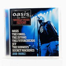 Oasis Tour Du Monde 2005 - NME - Musique Album CD - Bon État