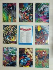 1992 Spiderman The McFarlane Era - Cards #1-90 - Set Break Choose From The List