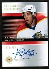 2005-06 Ultimate Collection #118 Anthony Stewart Rookie Auto #/399 (ref 8239)
