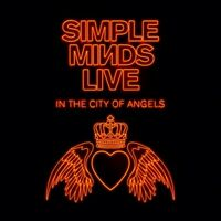 SIMPLE MINDS - LIVE IN THE CITY OF ANGELS DIGIPAK 2 CD NEU