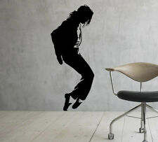 Marvelous Michael Jackson Wall Decal King Of Pop Vinyl Sticker Home Decor Ideas  32(nse) Part 31