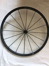 FULCRUM Racing Zero Nite road clincher wheelset. I rode them 112 Miles. Shimano.