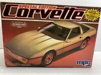 FB MPC 1:25 Scale 1984 Special Edition Chevrolet Corvette Sealed Model Kit NoRes