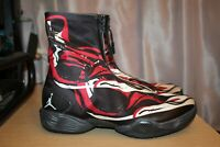 AIR JORDAN XX8 28 Playoffs (Oak Hill) Black White Red Mens US 8 EU 41 555109-011