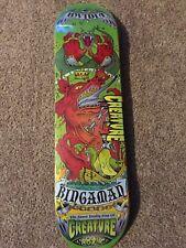 Creature Skateboards Seven Deadly Sins Bingaman