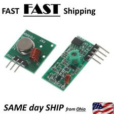 DIY kit 433Mhz RF transmitter and receiver for Arduino / ARM / MCU
