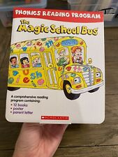 The Magic School Bus Phonics Reading Program by Scholastic 12 Books new