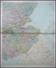 Antique European Maps & Atlases Scotland 1900-1909 Date Range