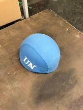 UN UNO Blauhelm  Helmüberzug PASGT PARA  Cover Ground Troops blau