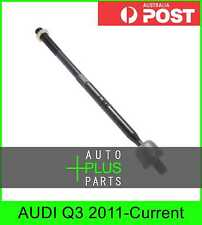 Fits AUDI Q3 2011-Current - Steering Tie Rod