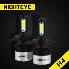 NIGHTEYE 9000LM H4 LED Headlight Conversion Kit Car Light Bulb Upgrade Globe 72W
