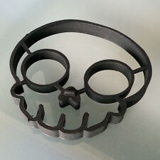Skull Fried Egg Silicone Frying Mould, Pancake Mold
