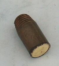 NOS MINERS PART- CARBIDE LAMP 21 LITER BURNER LAVA TIP PREMIER REBUILD RESTORE