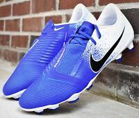 NIKE PHANTOM VENOM PRO FG - New Men's Women's Soccer Cleats Blue White