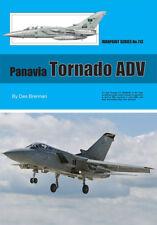 NEW Warpaint Series Books 113 Panavia Tornado ADV