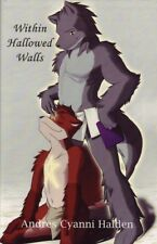 Within Hallowed Walls Anthropomorphic Furry Fandom New Unread First Print Mint